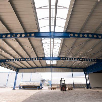 konstrukcja stalowa hali